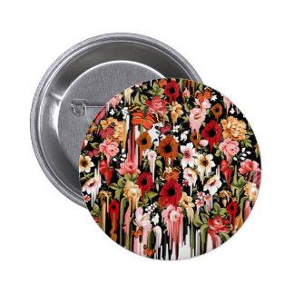 Poppy Breeze Button