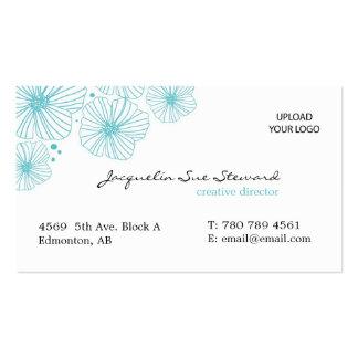 Poppy Business Card