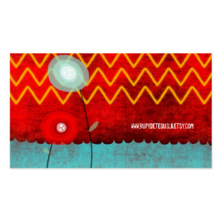 Poppy Business cards