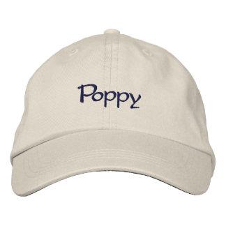 Poppy Cap