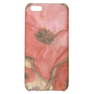 poppy cover for iPhone 5C