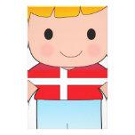 Poppy Denmark Boy Stationery Paper