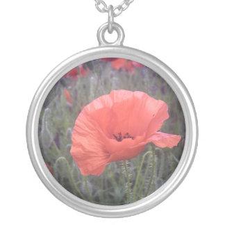 Poppy Designs Round Pendant Necklace