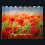 "Poppy Dreams 2014 Calendar<br><div class=""desc"">Nothing but Poppy Flowers</div>"