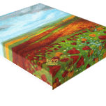 Poppy Dreams - Wrapped Giclee Canvas Prints