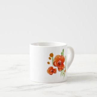 Poppy Espresso Cup