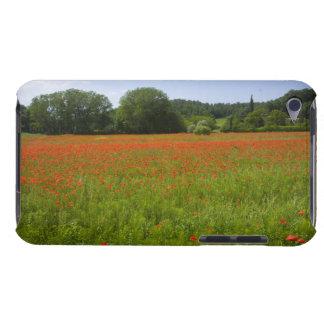 Poppy field, Chiusi, Italy iPod Case-Mate Case