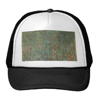 Poppy Field cool Trucker Hat
