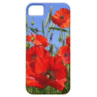Poppy Field ~ iPhone 5 Barely There Case
