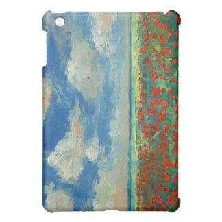 Poppy Field Painting iPad Mini Cover