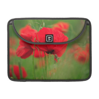 Poppy Field Sleeve For MacBook Pro