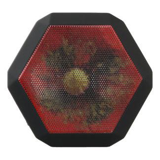 Poppy Flower Black Boombot Rex Bluetooth Speaker