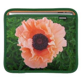 Poppy Flower  iPad Sleeve