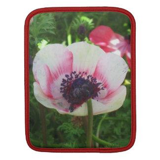 Poppy Flower iPad Sleeves
