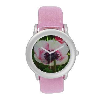 Poppy Flower Watches