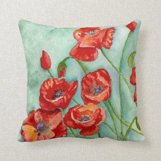POPPY GARDEN Pillow