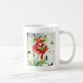 Poppy Gnome Coffee Mug