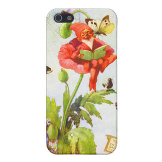 Poppy Gnome Cover For iPhone SE/5/5s