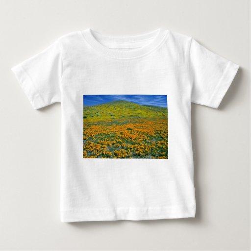 Poppy hill  flowers t-shirts