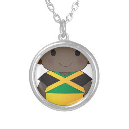 Poppy Jamaica Boy Custom Jewelry