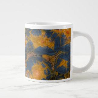 Poppy Jasper Giant Coffee Mug