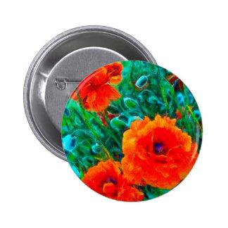 poppy love button