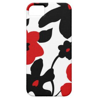 Poppy Love iPhone 5 Cover