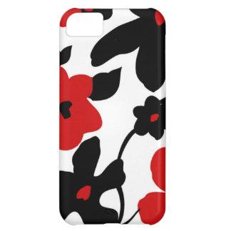 Poppy Love iPhone 5C Case