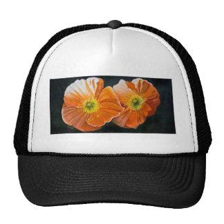 poppy-med-web trucker hat