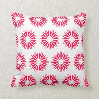 Poppy Modern Sunbursts Pillows