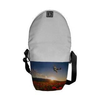 Poppy Mossie Messenger Bag
