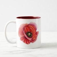 Poppy Mug mug