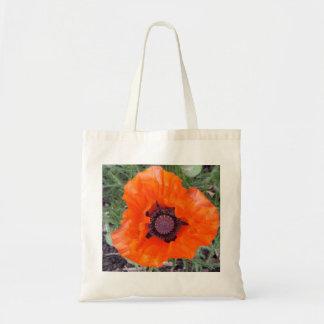 Poppy Natural Canvas Shopper Bag