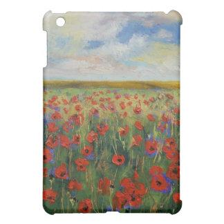 Poppy Painting iPad Case