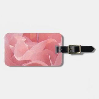Poppy Petals Bag Tag