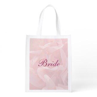 Poppy Petals Bridal Tote