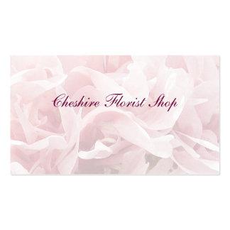 Poppy Petals Florist Business Card Template