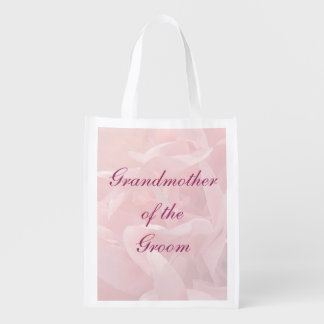 Poppy Petals Grandmother of the Groom Tote Market Tote