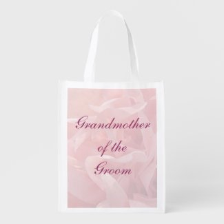 Poppy Petals Grandmother of the Groom Tote