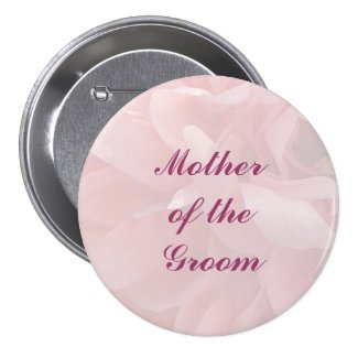 Poppy Petals Mother of the Groom Pin