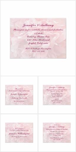 Poppy Petals Wedding