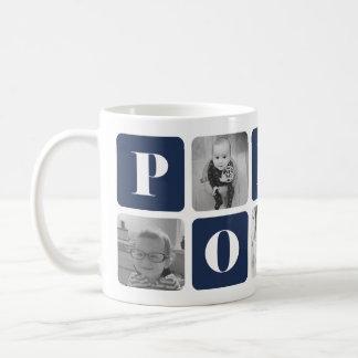 POPPY Photo Collage Coffee Mug