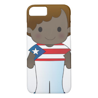 Poppy Puerto Rico Boy iPhone 7 Case