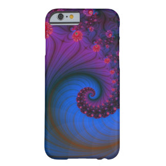 Poppy Row Vortex iPhone 6 case