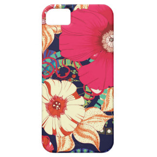 Poppy seamless pattern iPhone SE/5/5s case