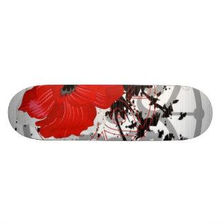 Poppy Skin Board