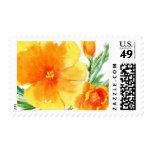 Poppy Stamp