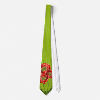 Poppy Tie For Weddings and Special Occasions