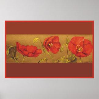 Poppyies Poster