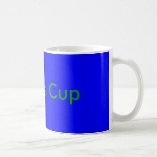 Poppy's Cup Classic White Coffee Mug